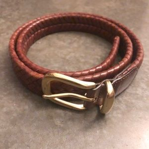 Men's Coach Belt